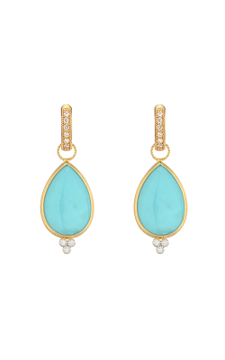 Jude Frances Earrings C025E-TURQ-WDCB-Y product image