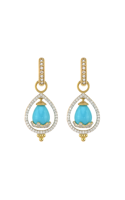 Jude Frances Earrings C13F18-TQ-WDCB-Y product image