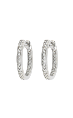 Jude Frances Earrings EH063-WD-W product image